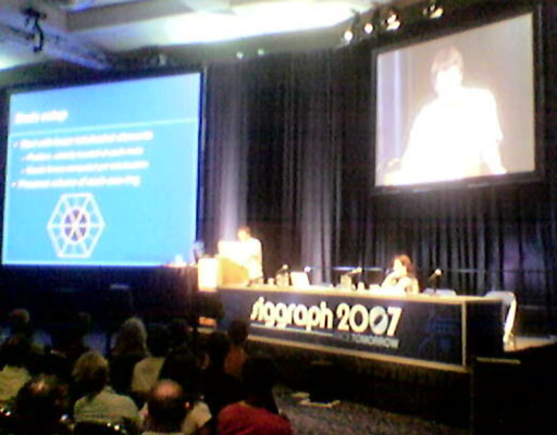 SIGGRAPH 2007 - Collision Modeling