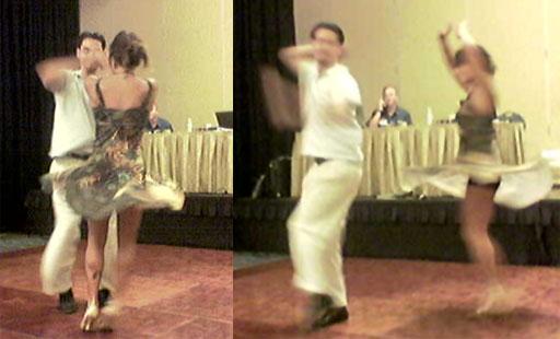 SIGGRAPH 2007 - Slasa Dancing
