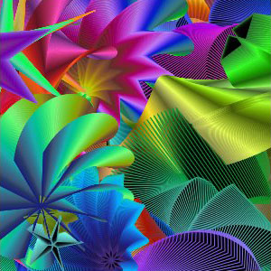 GLUT screensaver demo, originally written by Mark Kilgard in 2001;  ported to Perl OpenGL by Jean-Louis Morel in 2004.